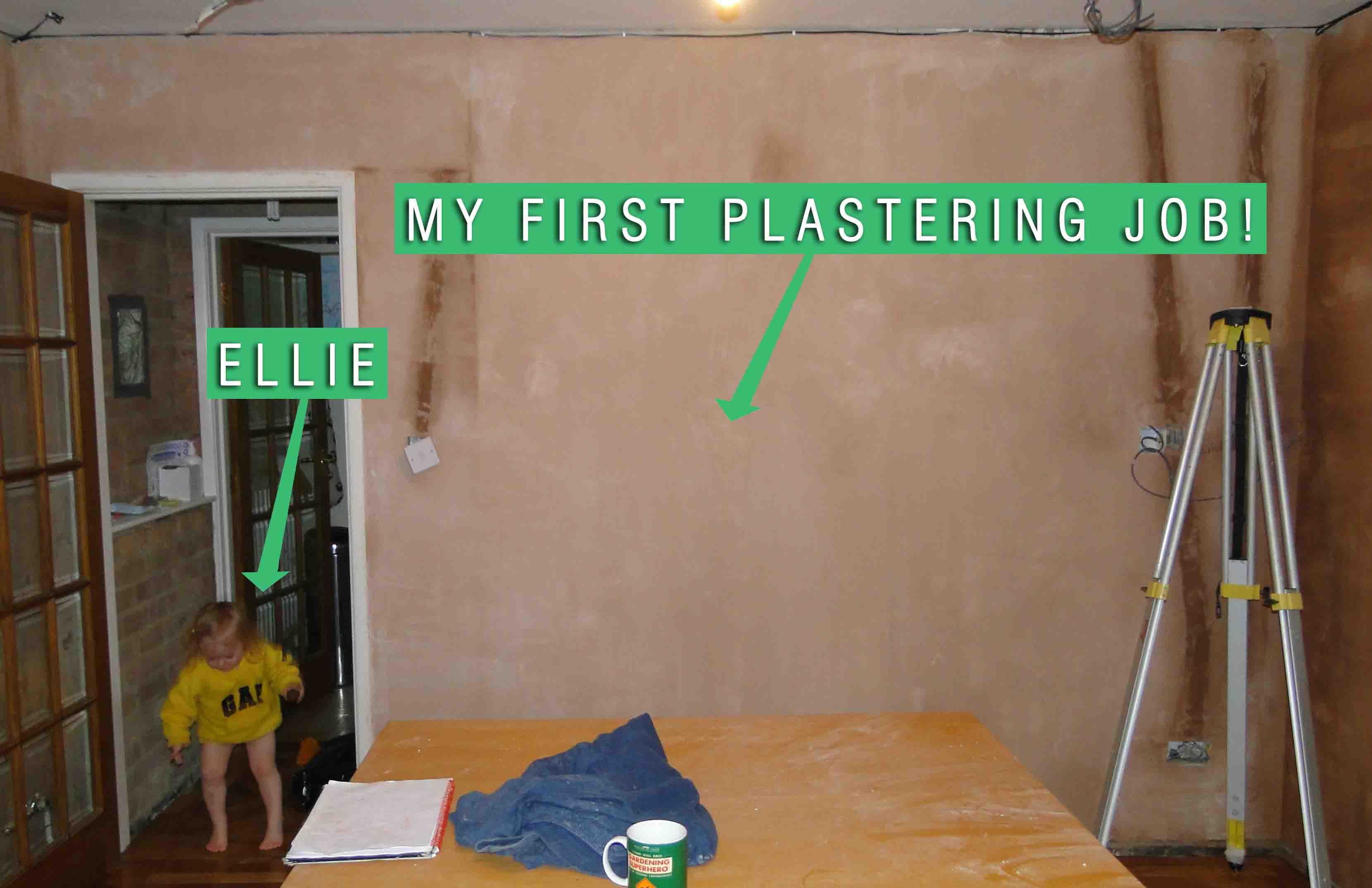 How to Skim Coat Walls | Drywall, Diy